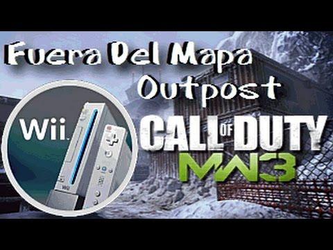 Fuera De Outpost Truco Call of duty Modern Warfare 3 Wii