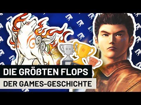Top 10: Super teuer & krass gefloppt - diese Spiele brachten die Pleite!