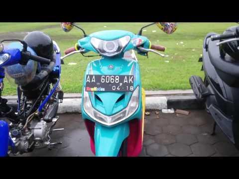 Modifikasi Mio Sporty Thailand / Thailook Style