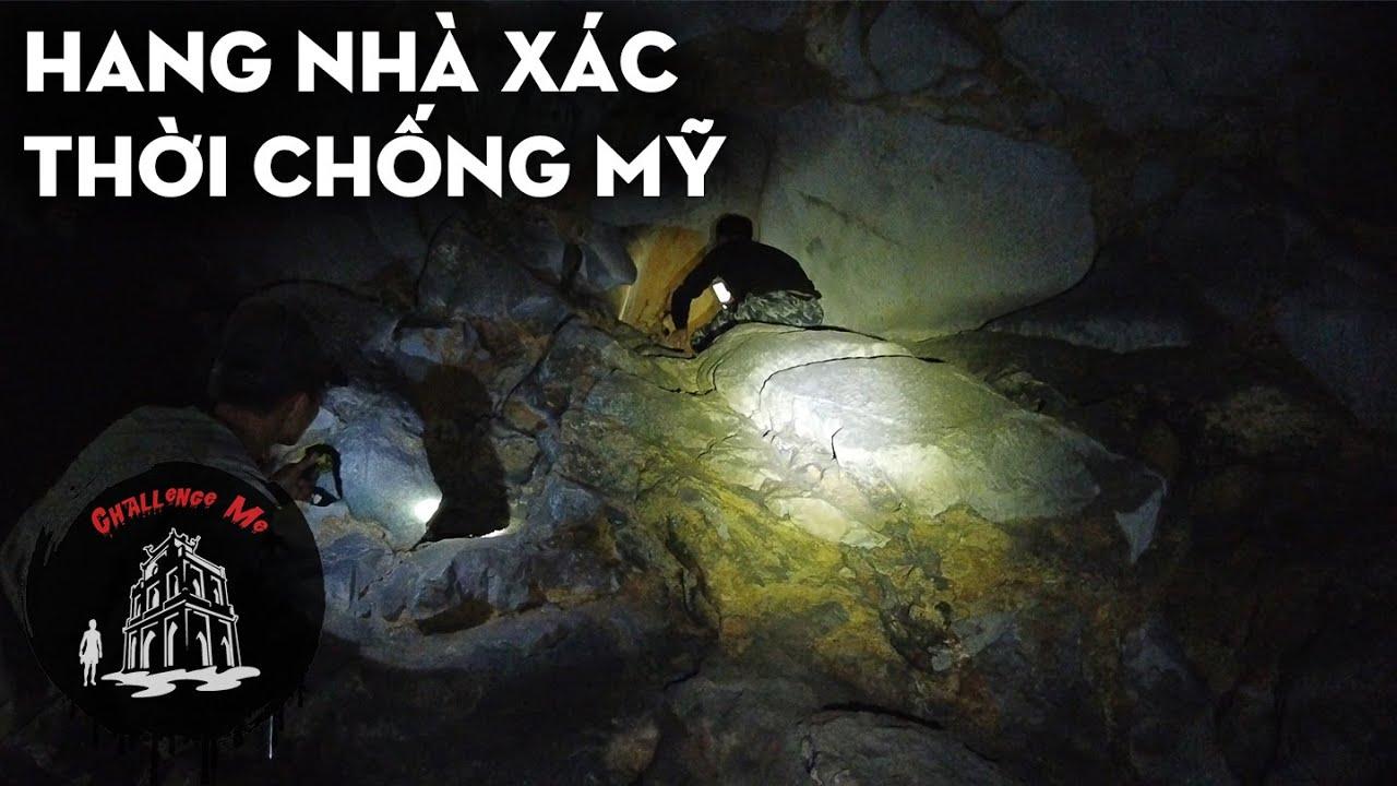 Hang Nhà Xác thời chống Mỹ ở Quảng Ninh