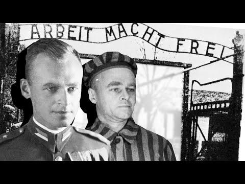 WITOLD PILECKI - ochotnik do Auschwitz - HARDKOR HISTORY