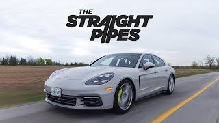 2018 Porsche Panamera 4 E-Hybrid Review - Saving the Environment in Sport Plus Mode