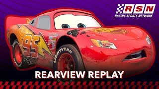 Rearview Replay: Paving the Road | Racing Sports Network by Disney•Pixar Cars