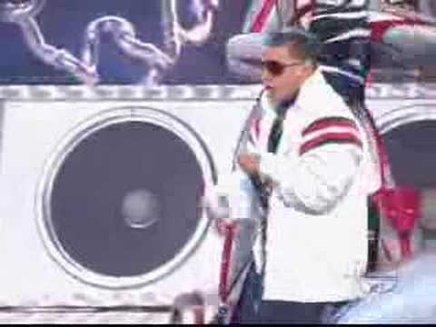 Daddy Yankee impacto y ella me levanto