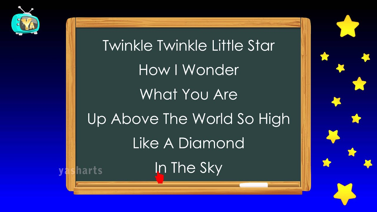 「Twinkle Twinkle Little Star」的圖片搜尋結果