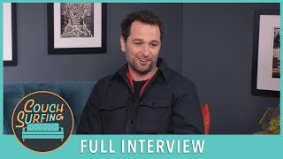 The Americans Star Matthew Rhys On Brothers And Sister, The Wine Show (FULL) | Entertainment Weekly