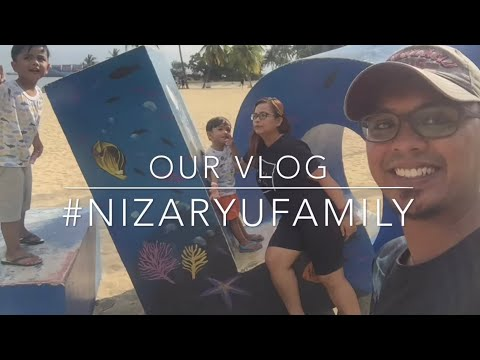 #nizaryufamily VLOG - Day 2 in Melbourne