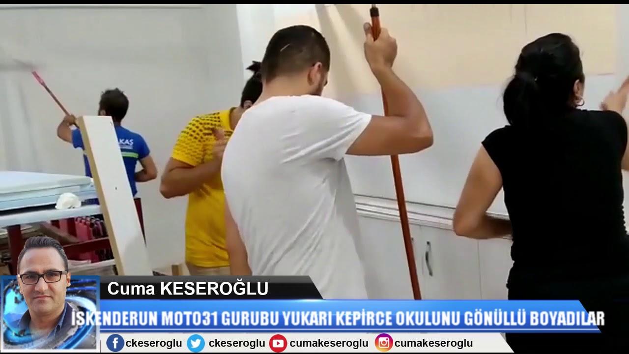 İSKENDERUN MOTO31 DERNEĞİ OKUL BOYADILAR