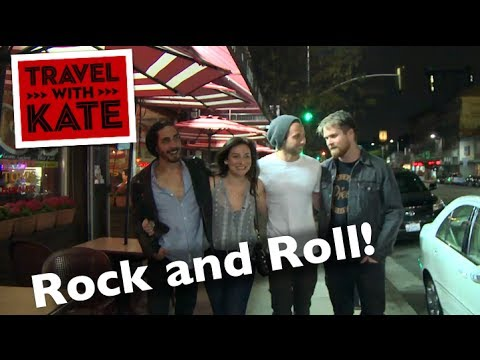 Top Bars in Echo Park, Los Angeles with Kiven on Travel with Kate