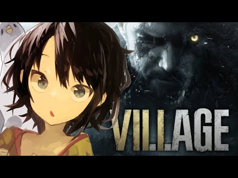 【#生スバル】バイオハザードヴィレッジ:Resident Evil Village【ホロライブ/大空スバル】