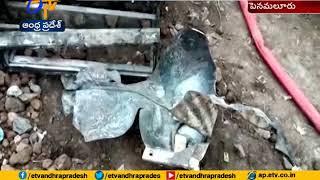Gas Cylinder Blast In A Hotel | at Penamaluru | Rs 5 Lakh Worth Property Damaged