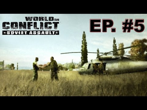 World in Conflict: EP5, Si va in Europa.