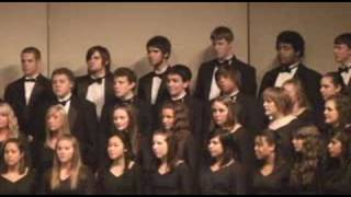 It's Time for Movin' On, Springfield H.S. Concert Chorale