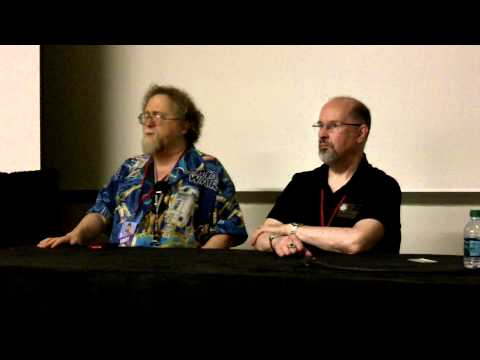 "Fan Days IV: ""Ask the Authors"" Q&A with Aaron Allston and Timothy Zahn (Part 1)"