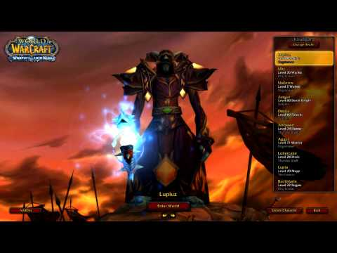World of Warcraft Really Cool Bug