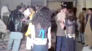 Pakistani wedding fight