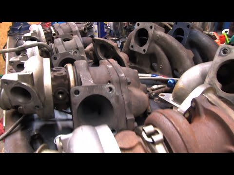 Hyundai Assembly 6 - Manifolds & Turbo