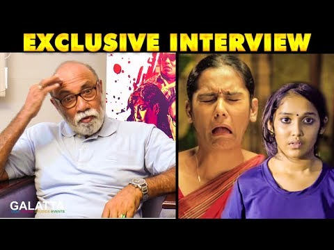 Sathyaraj reviews Lakshmi and Maa | Sarjun | Exclusive Interview | Echarikkai | Kattapa