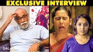 Sathyaraj reviews Lakshmi and Maa | Sarjun | Exclusive Interview | Echarikkai | Kattapa