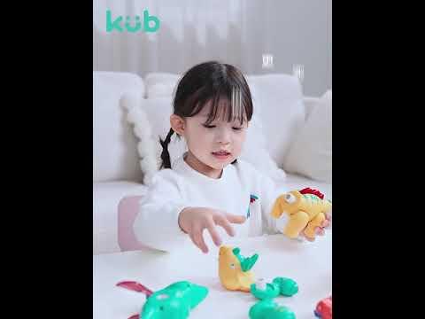 KUB Take Apart Dinosaur Toys