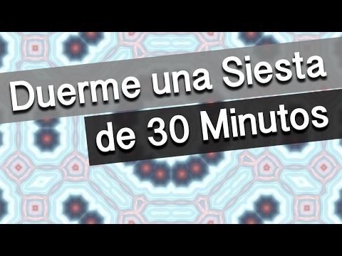Siesta de 30 Minutos -  Música Para Dormir | Tonos Isocrónicos | Caleidoscopio