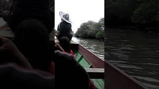 """Menjelajahi Sungai Tallo Menggunakan Perahu Katingting """" Sungai Terbesar Di Kota Makassar """""""