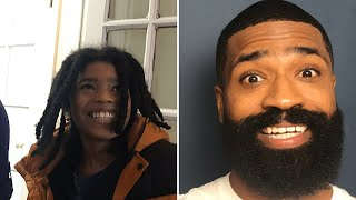 After 6 Years Black Men's Beard Founder Cuts Off His Beard & Son Reaction is Shocking