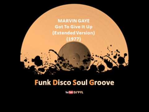 MARVIN GAYE -  Got To Give It Up (Extended Version) (1977)
