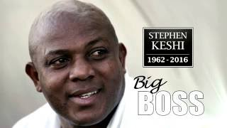 Stephen Keshi Remembered - A tribute to the Big Boss