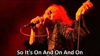 Dio - Heaven and Hell Karaoke Mono LR