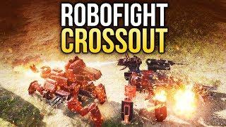 Crossout 💢 Robofight: ГОРЫНЫЧ vs КОНЬ-ОГОНЬ