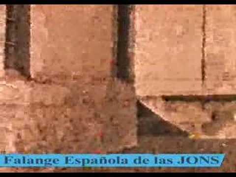 Fusilamiento de José Antonio Primo de Rivera