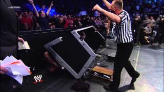 Alberto Del Rio vs. Big Show - World Heavyweight Title Match: SmackDown, Jan. 11, 2013