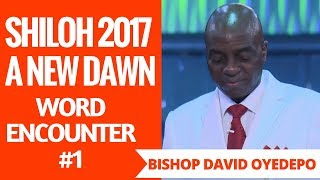 🔴Bishop Oyedepo|Unlocking Your New Dawn Heritage In Christ|Shiloh 2017 Word Encounter1 Dec 5,2017