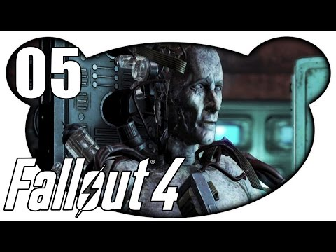 Fallout 4: Far Harbor #05 - Nick und DiMA (Let's Play German)