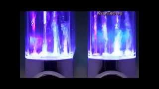 Колонки танцующие фонтаны Dancing Water Speakers