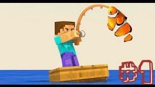 Minecraft Rehber-Balık Nasıl Tutulur ?