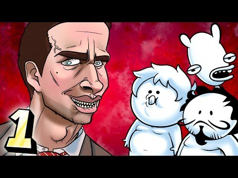 Oney Plays Deadly Premonition WITH FRIENDS  EP 1  Squirrel Monkeys