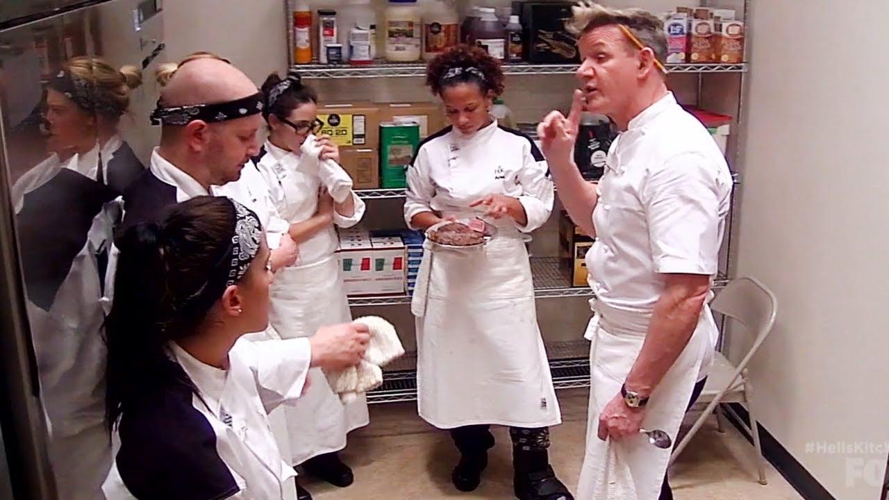 Hell S Kitchen Season 17 Episode 4 Josh Youtube