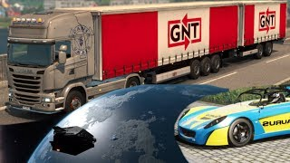Torstain Striimi │ETS2 - Assetto Corsa - ETS2