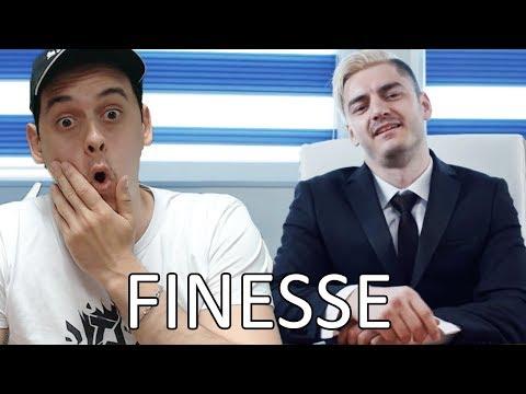 РЕАКЦИЯ С FINESSE - Venata x Nikicha1 x LilTapiGod - Finesse