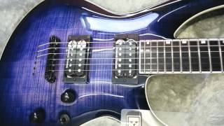 ESP LTD Elite Horizon III unboxing - Neogeofanatic