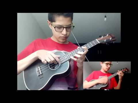 Luis Fonsi - Despacito ft. Daddy Yankee-(UKELELE COVER)