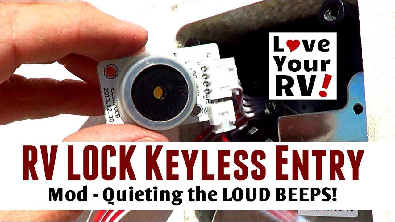 rv-lock-keyless-entry-handle-toning-down-the-annoying-loud-beeps