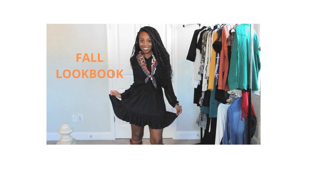 [VIDEO] - Fall Lookbook: Fashionable Fall Outfits! 1