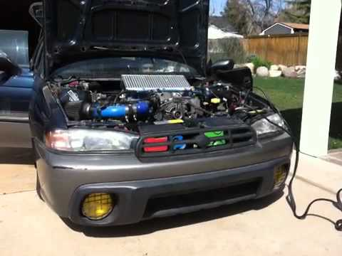 WRX swapped 96 legacy