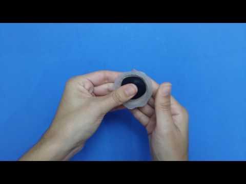 Como fazer molde de cola quente OREO caseiro