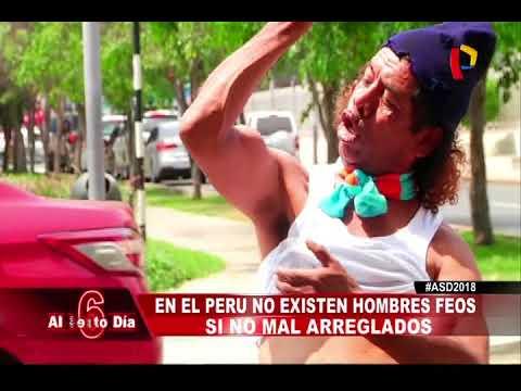 Veredicto ASD: en el Perú no hay hombres feos solo mal arreglados