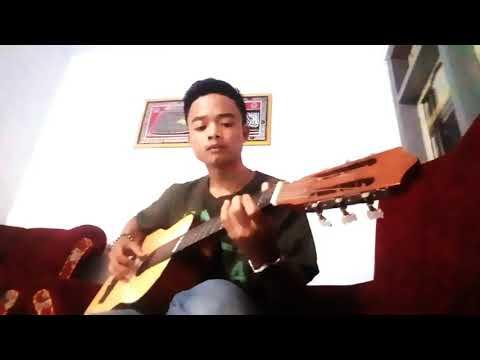 Aramada asal kau bahagia (cover akustik)