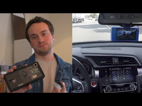 Super Hacker George Hotz: I Can Make Your Car Drive Itself f